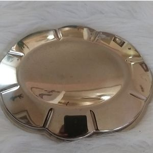 Vintage Princess House Stainless Steel Spoon Rest
